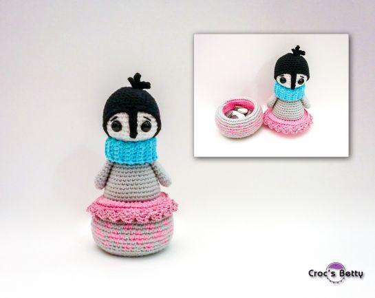 Pingo the Pingouin Pot