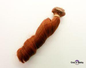 Cheveux Ondulés Synthétiques 15cmx100cm