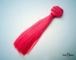 Straight Pink Hair