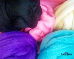 Wool Fine Worsted Merino - Hair