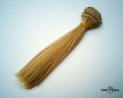 Cheveux Blond Clair Raides