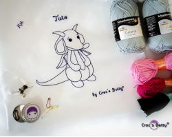 Crochet Kit - Tuto the Pipe Dream