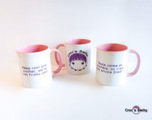 Croc's Mug