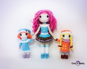Pack Cookie & her Sisters