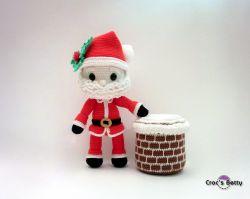 Papa Cadeau & son Pot Cheminée