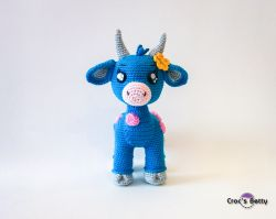 Cornflower the Cow