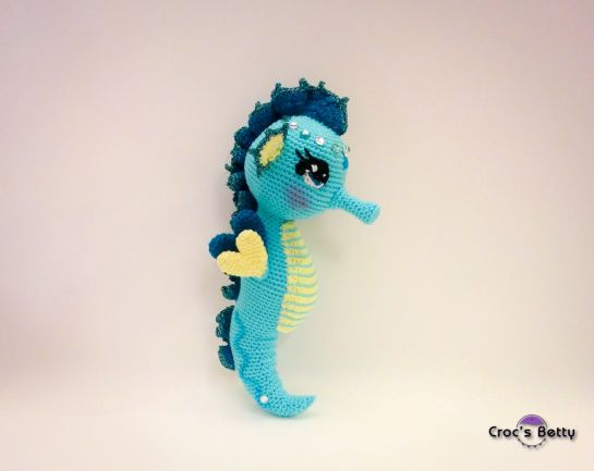 Scout the Seahorse