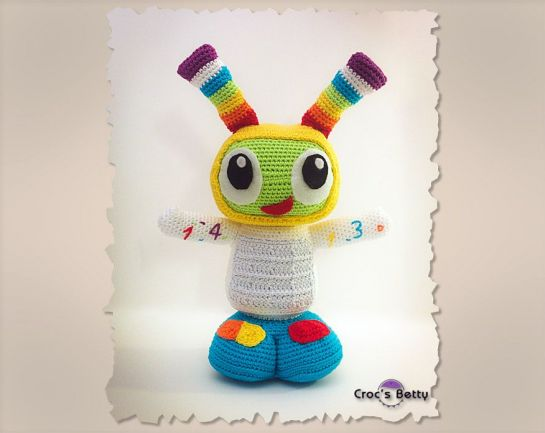 Robot Bobe