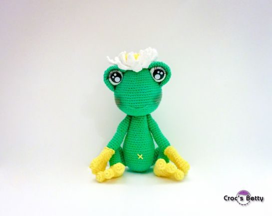 Lily the Frog