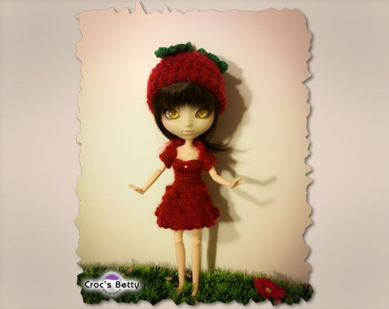 Garden Party Outfit (Pullip)