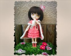 Sweety Girl Outfit (Pullip)