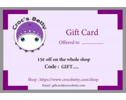 Gift Card 15€