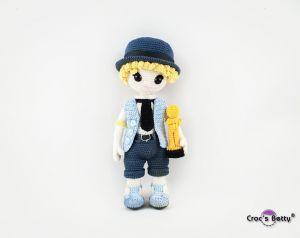 Oliver & his Oscar