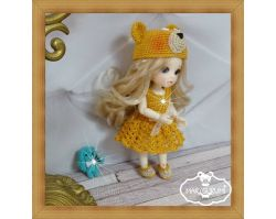 Pattern available on Marygurumi shop