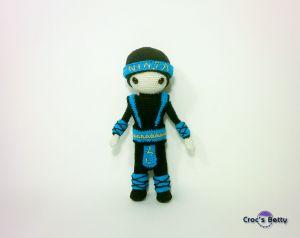 Craquotin le petit Ninja