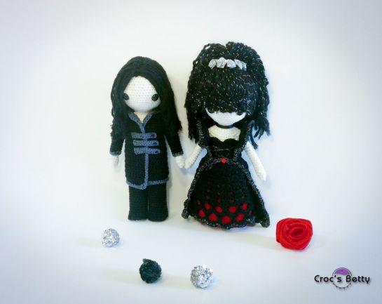 Craquotine & Craquotin Gothic