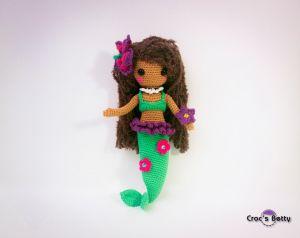 Craquotine the little Mermaid