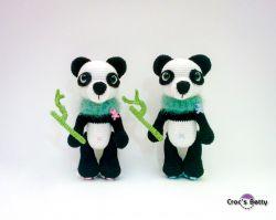 Jobie & Joba the Pandas