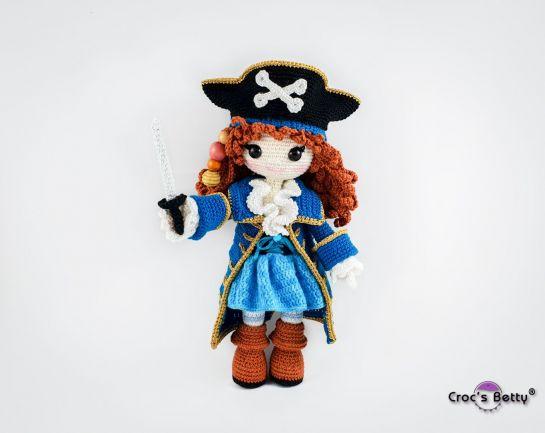 Pearl la Pirate!