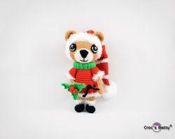 Pompon l'Ourson de Noël