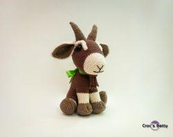 Mano the Goat