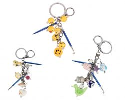 Knit Pro Key Ring Charms