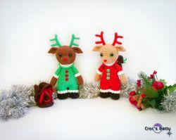 Rémi, the Christmas Reindeer