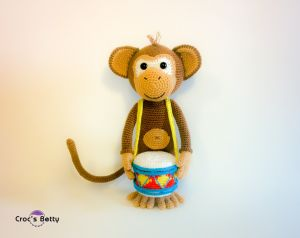 Drumkey the Monkey