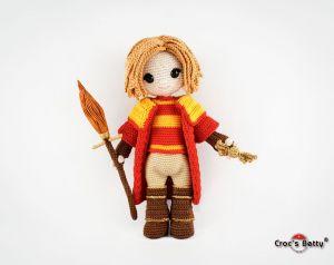 Quentin le joueur de Quidditch
