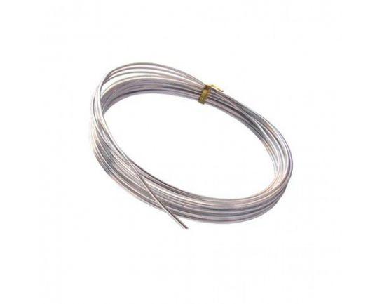 Aluminium Wire Silver