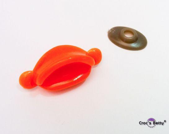 Bec Canard Orange