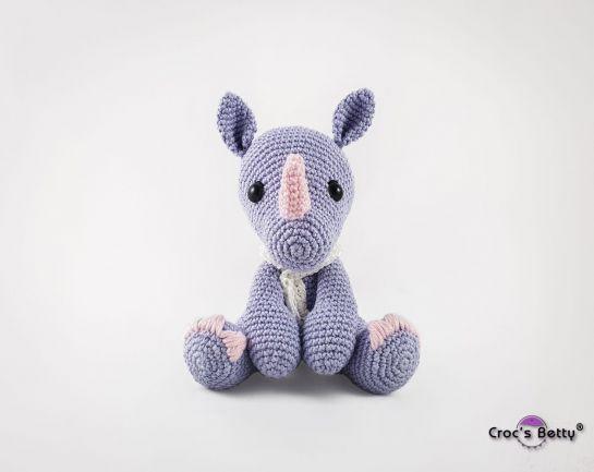 Otto the little Rhino