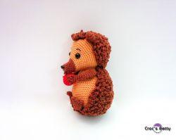 Achu the little Hedgehog