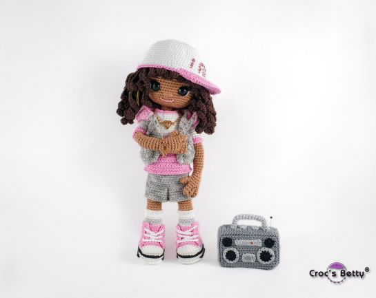 Roxane The Rap Girl