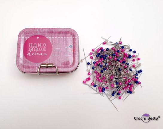 Pins Box Handmade Divas