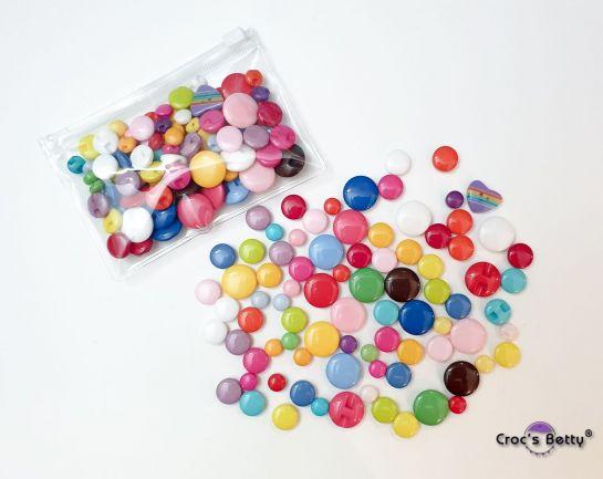 Buttons - Mix