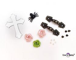 Accessoires La Mariée d'Halloween