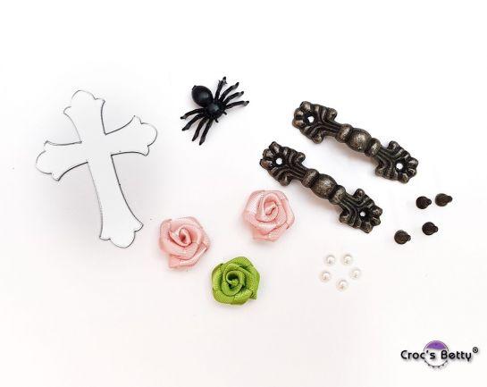 The Halloween Bride Accessories