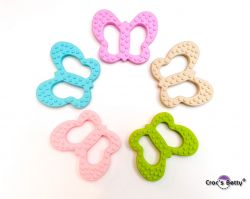 Butterfly Baby Silicone Teething