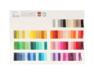 Maxi Sugar Rush Scheepjes Color Chart