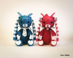 Meo & Mia the Lapcats