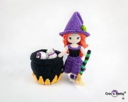 The Witch & her Cauldron
