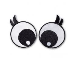 Applique Girl Eyes Prym