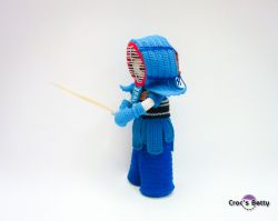 Kenzo & his Kendo Outfit