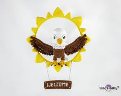 Grump the Welcome Eagle