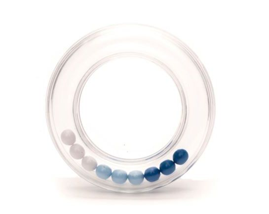 Rattle Ring Blue