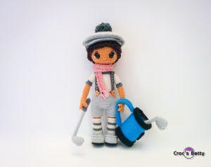 Gary le petit Golfeur