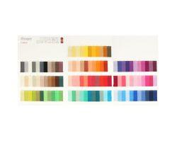 Cahlista Scheepjes Color Chart