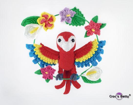 Kiri the Macaw