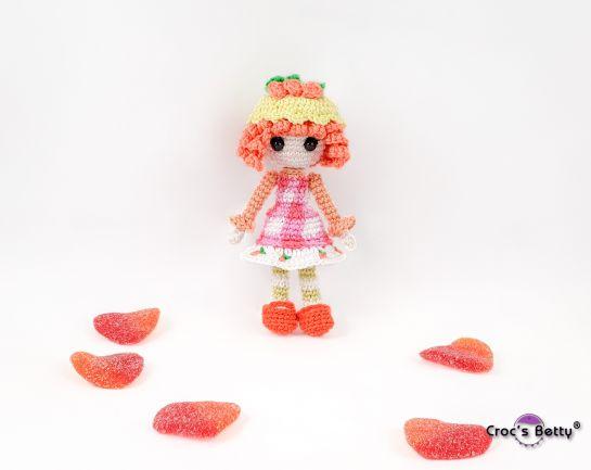 Peach Blush 80's